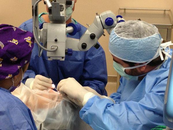 хирургическое удаление