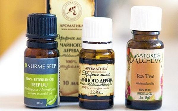 лечение наростов эфирными маслами