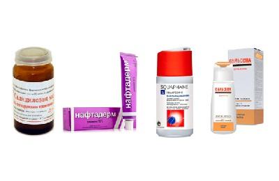 Мазь от себорейного дерматита