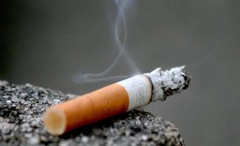 Лечение сигаретным пеплом