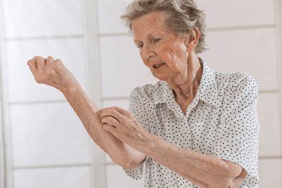 Старческий зуд | Пансионат для пожилых людей - Дом Доброты
