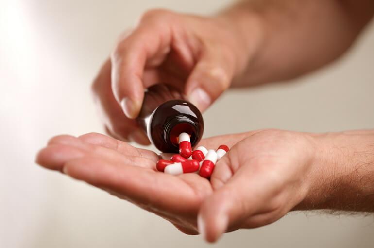 Антибиотики при розацеа