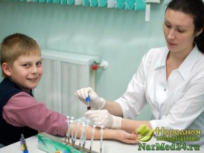 диагностика аллергического дерматита