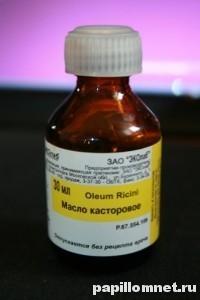 Лечение папиллом народными средствами