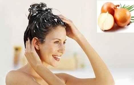 Луковая маска от выпадения волос | Sovetcik.ru