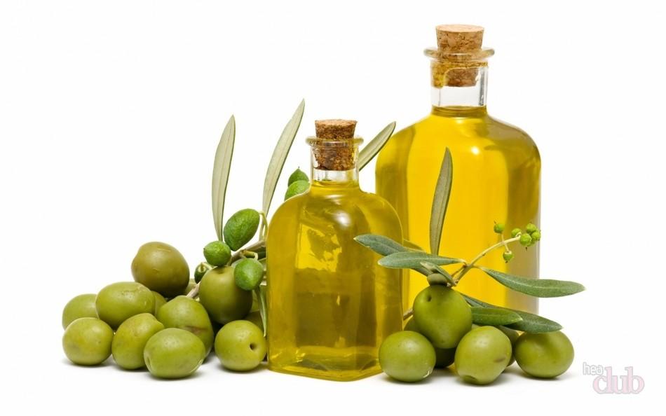 Оливковое масло - домашнее средство для смягчения шелушащегося слоя