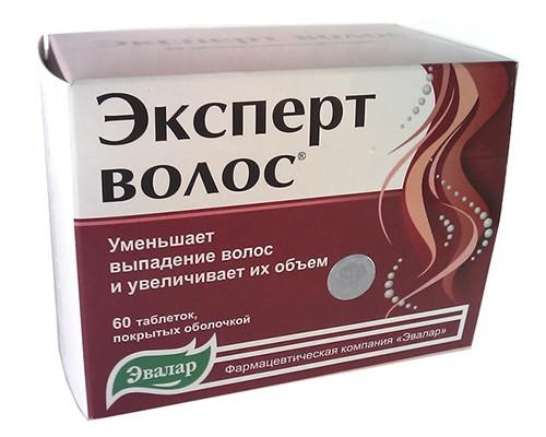 Витамины от выпадения волос - ТОП 7 витаминов дающих эффект