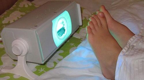 Ультрафиолетовое облучение помогает убивать инфекцию в ранах и на коже