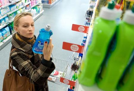 Моющие средства следует тщательно выбирать. Они не должны содержать веществ, могущих вызвать аллергию.