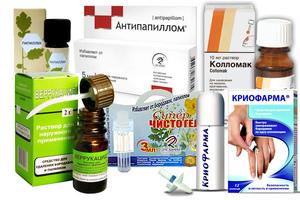 Какое средство от бородавок на руках купить в аптеке: виды ...