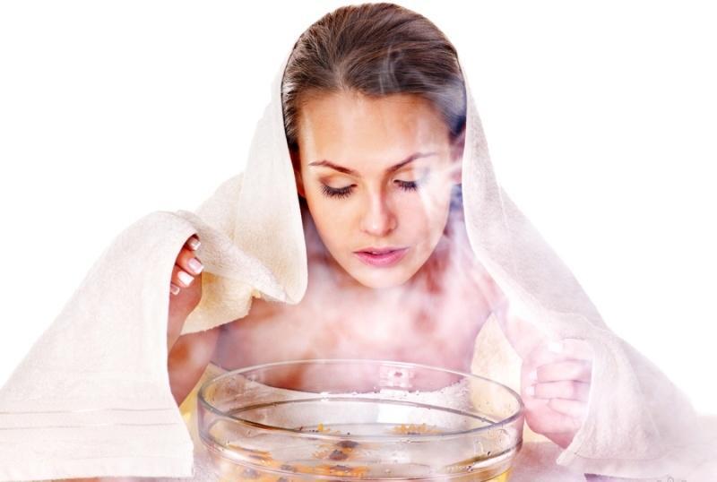 Паровые ванночки с хмелем - действенный способ избавиться от проблемы шелушащейся кожи