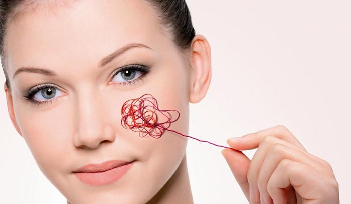 Розацеа на лице лечение препараты